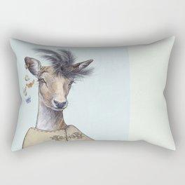 Oh deer, that´s posh! Rectangular Pillow