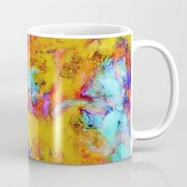 Gentle fireworks Coffee Mug