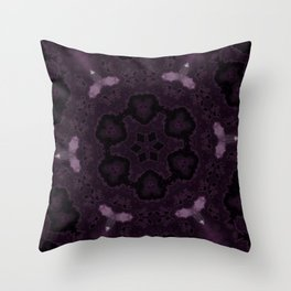 'Muse Touched 2' by Angelique G. FromtheBreathofDaydreams Throw Pillow