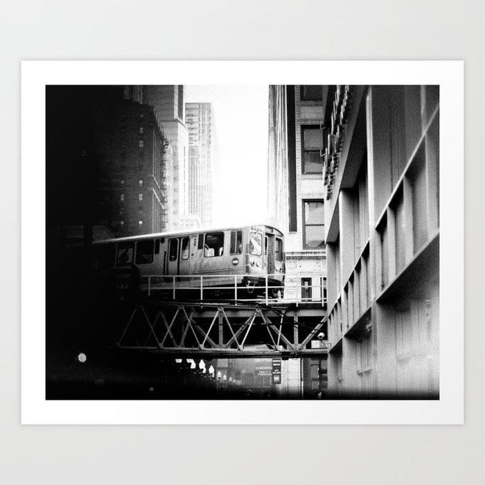 Chicago Skyway  Kunstdrucke