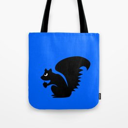 Angry Animals: Squirrel Tote Bag