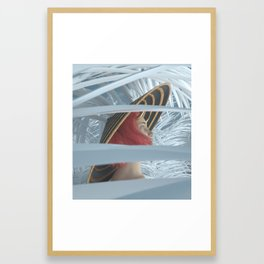 BORA Framed Art Print