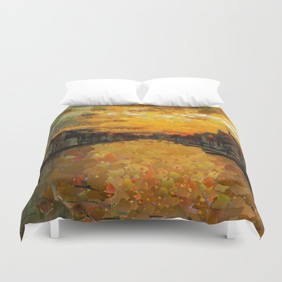 Waterway Duvet Cover
