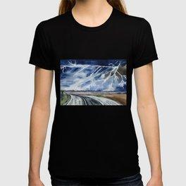 Thunderstorm en route T-shirt