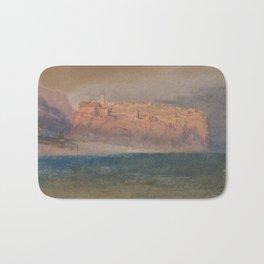 "J.M.W. Turner ""Corsica"" Bath Mat"