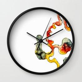 Meditation 10 Wall Clock