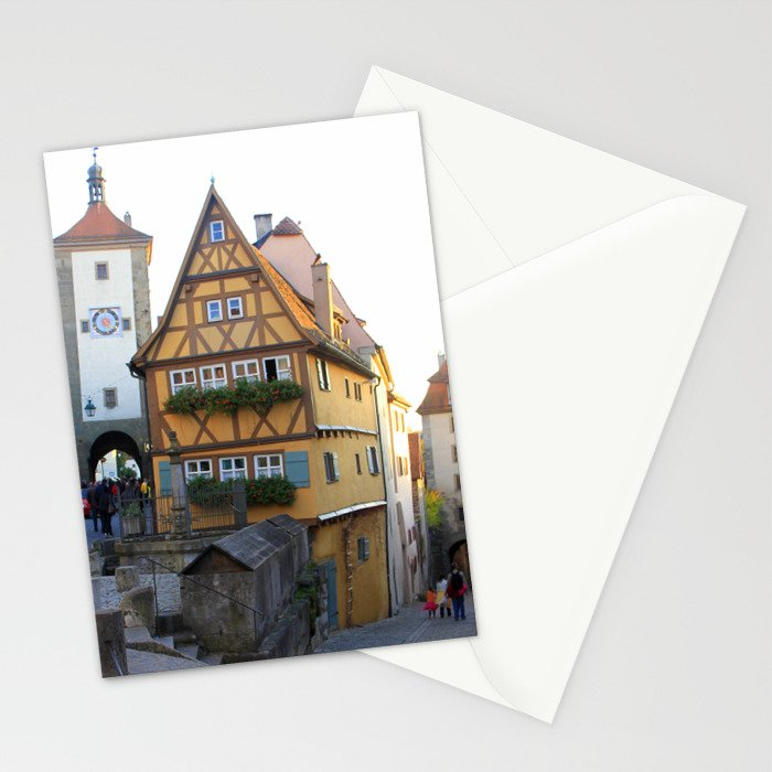 Rothenburg20150902 Stationery Cards