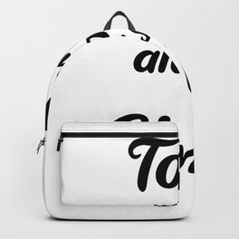 Gin Tonic Matters Backpack