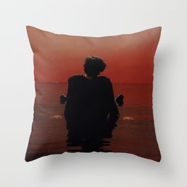 Harry Styles Sign of the times Throw Pillow