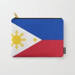 Philippines national flag Carry-All Pouch