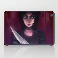 mad iPad Cases featuring Mad Mad Mad by AlaisL