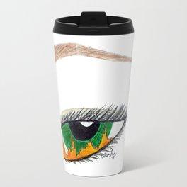 Flames in Sight Travel Mug