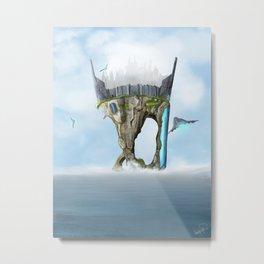 Last Island Metal Print