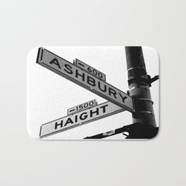 Haight/Ashbury Bath Mat