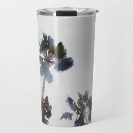 Tropical Palms Travel Mug