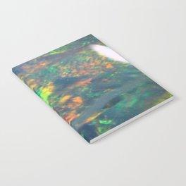 Fire Opal Notebook