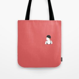 Swim in the red wine Tote Bag