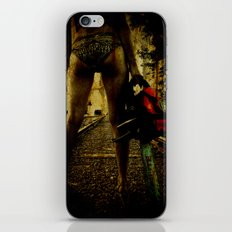 Chainsaw iPhone & iPod Skin