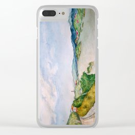 The Mekong Clear iPhone Case