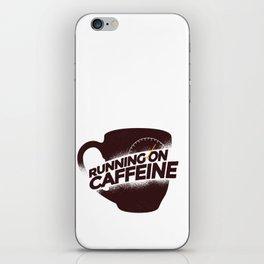 Cunning On Caffeine iPhone Skin