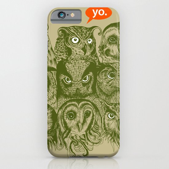 Wisdom to the Nines iPhone & iPod Case