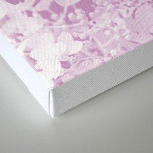 Pink Hydrangea Pastel Color #decor #society6 Canvas Print