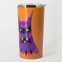 Prince the Purple Passion Monster. Travel Mug