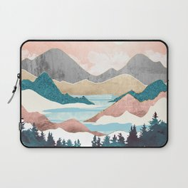 Lake Sunrise Laptop Sleeve