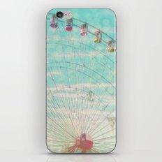 Sky Ride iPhone & iPod Skin