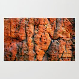 Dimpled Sandstone Texture Rug