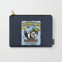 Sloth and Chunk's Ice Cream Carry-All Pouch