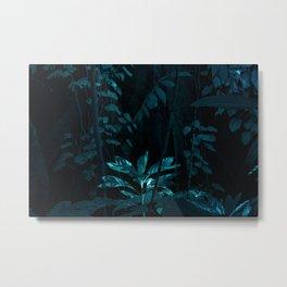 Through Different Eyes Flora Series 5 Metal Print