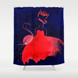 Topsy Turvy 2 Shower Curtain