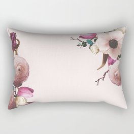 An unspeakable dream Rectangular Pillow