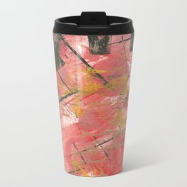 Uh Huh1 Metal Travel Mug