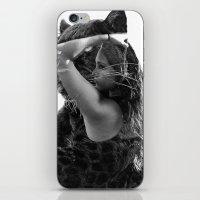 fierce iPhone & iPod Skins featuring Fierce  by kbarock