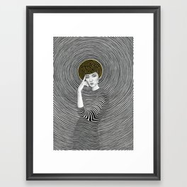 Ottavia Framed Art Print