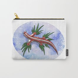 Christmas Sea Slug Carry-All Pouch