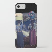 planet iPhone & iPod Cases featuring Planet by Cs025
