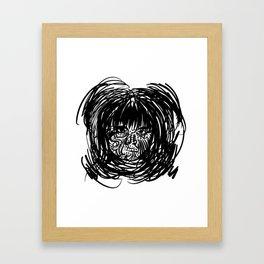 ELA Framed Art Print