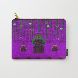 Lady Panda meets P Picasso Carry-All Pouch