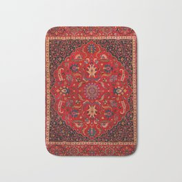 Antique Persian Rug Bath Mat