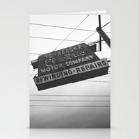 tennessee Stationery Cards featuring Tennessee by Ethan Luck