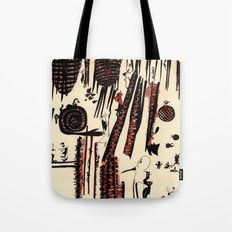 it`s business as usual Tote Bag