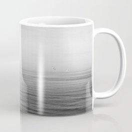 Seascape with sky #01 Coffee Mug