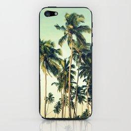 Paradise Print iPhone Skin