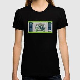 A Nail Pale Ale Label T-shirt