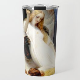 The Angel of Death Travel Mug