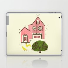 Farm House Pink Laptop & iPad Skin