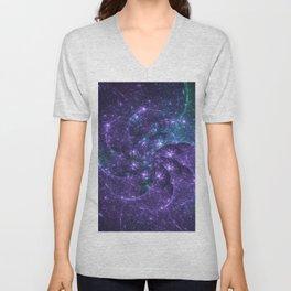 Galactic Cluster Unisex V-Neck